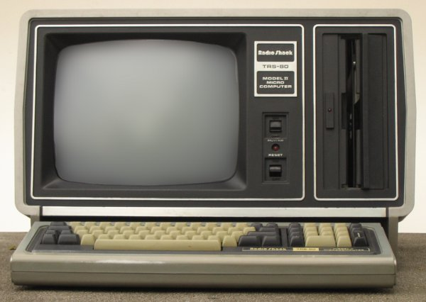 Yet Another Computer Museum Tandy Trs 80 Model Ii